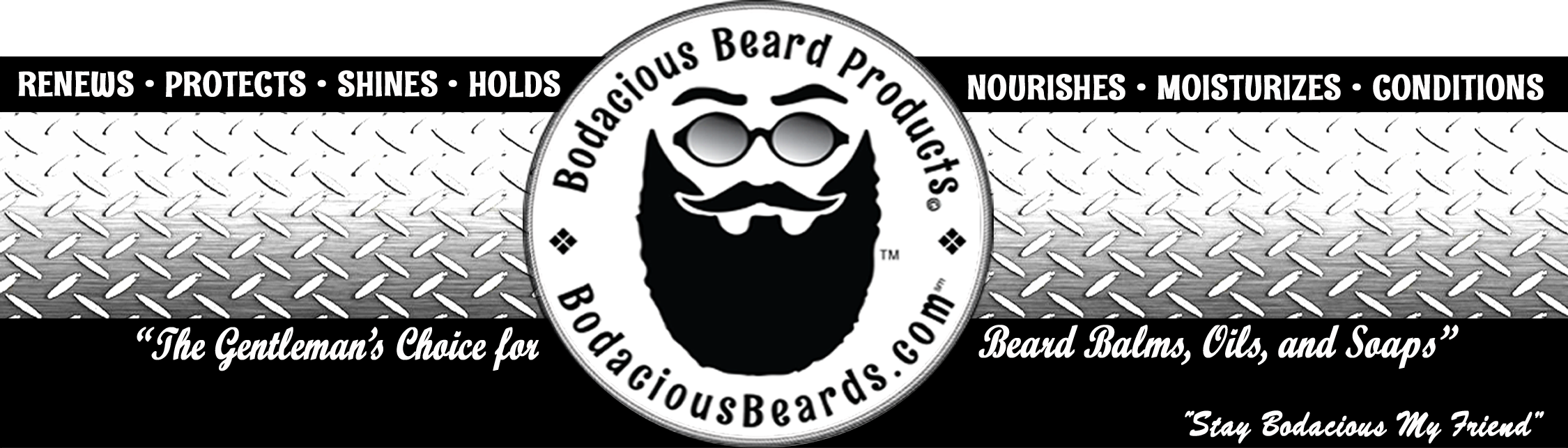 Bodacious Beard Products